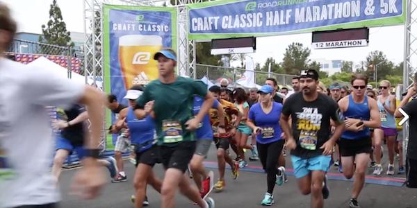 Craft Classic Marathon and 5K