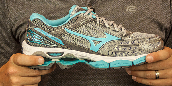 Love Responsive, Ultra Cushioned Running Shoes? The Mizuno Wave Creation 19  Is That And More