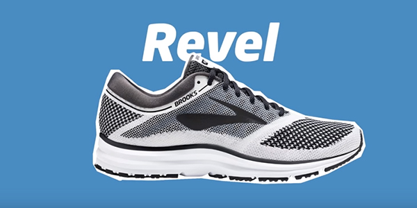 e0c7a1f08eefe The Brooks Revel A Cushy Performance Running Shoe That Doesn T