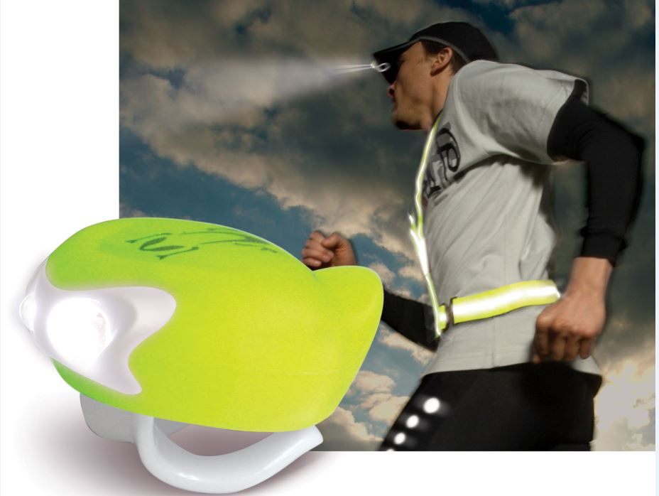 Expo Stands Lightsee : Love night running? these 8 safety products are must haves