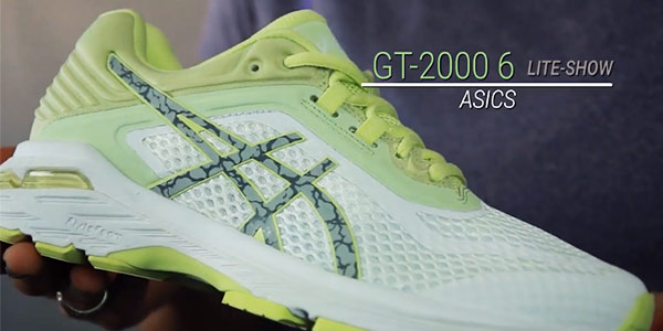 ASICS GT-2000 6 Lite-Show Review: Run