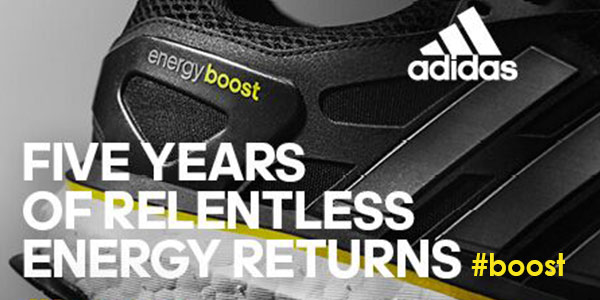 Boom! Get Ready for the adidas Boost 5th Anniversary Pack