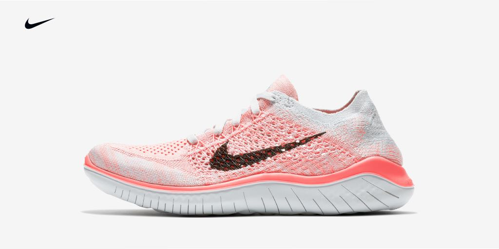 33456ba97484 Nike Free RN Flyknit 2018 Review  New Cushion   Increased Airflow