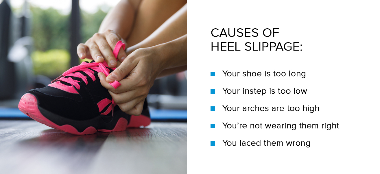 e7dd257de485 Heel Slippage  How to Prevent Heel Slippage in Running Shoes  Tips