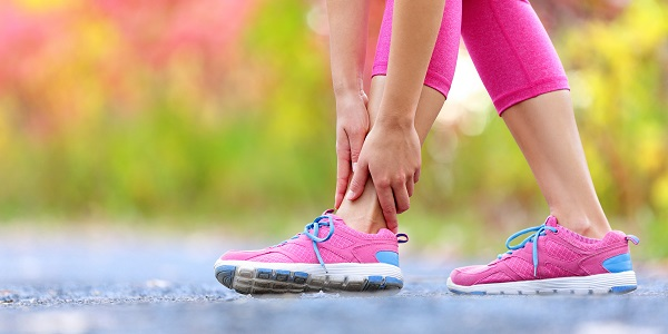 foot pain while running