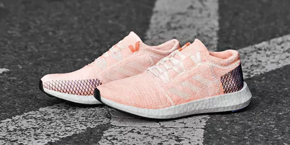 The adidas PureBoost GO  Hit City Streets In Your Most Comfy ... 3a4da77b3