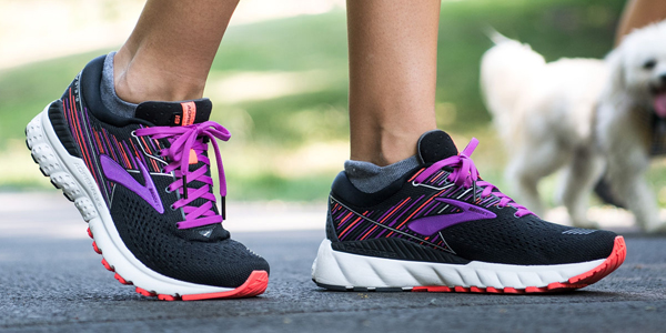 19cd774cc19 Brooks Adrenaline GTS 19 Review  Whoa! This Fan Favorite Stability Shoe is  the Bees Knees