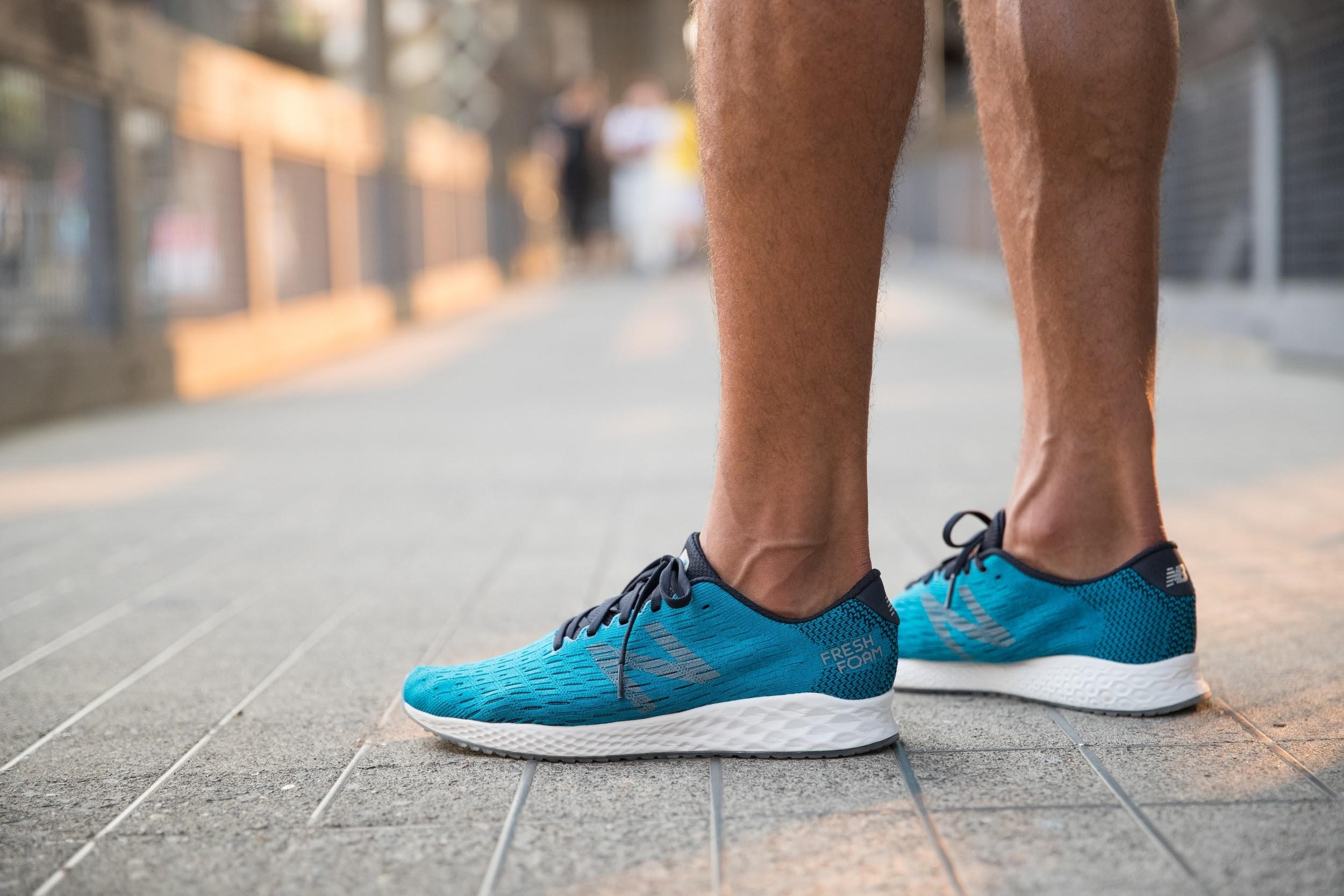 New Balance Fresh Foam Zante Pursuit Review: Your New PR is Right ...