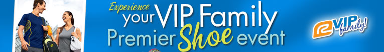 Shop VIP Family Premier Shoe Event
