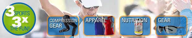 Shop Triathlon Gear