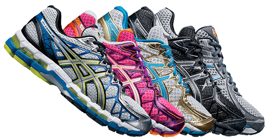 Asics GEL-Kayano 20 Shoe Colors