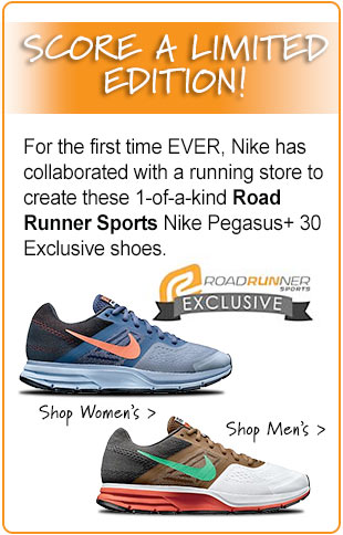Road Runner Sports Exclusive