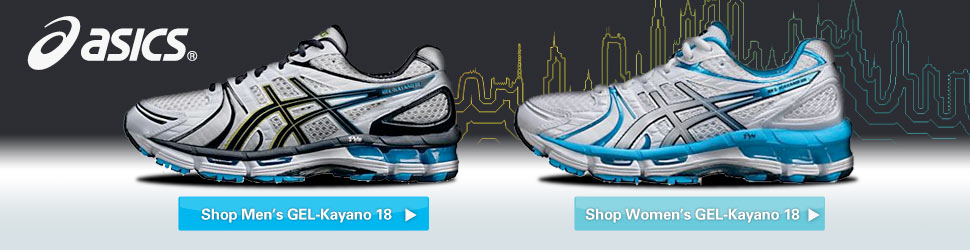 ASICS® Men's + Women's GEL-Kayano 18 Shoes