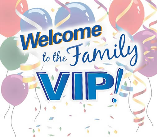 Welcome to VIP