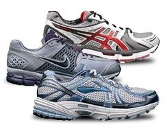 Shop Men's & Women's Running Shoes by Type