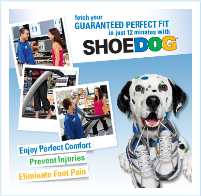 ShoeDog: Your Perfect Fit