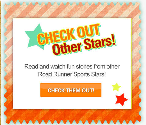 Read and Watch fun runner stories