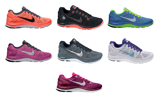 Women´s Lunarglide+ 5 Colors