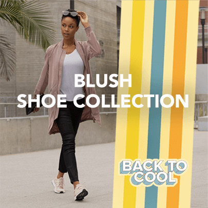 Blush Shoe Collection