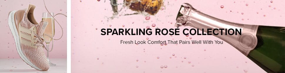 Sparkling Rose Collection - Fresh Look Comfort That Pairs Well with You