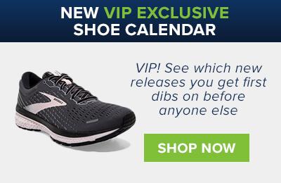 VIP Shoe Calendar