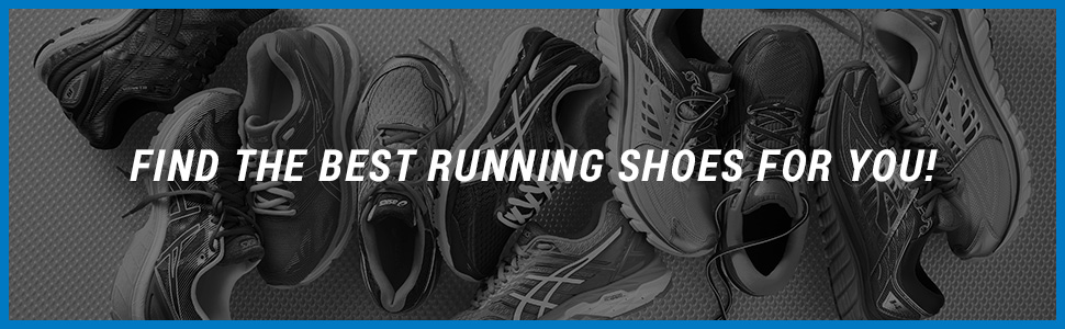 Find the best running shoes for you! 2e0c3cace