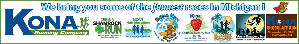Kona Running Company Races and Events