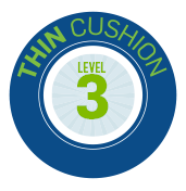 Level 3 - Thin Cushion