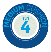Level 4 - Medium Cushion