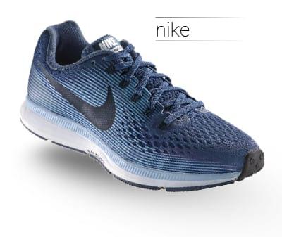 I know my brand. Adidas Nike Brooks
