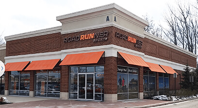 North Brunswick Roadrunner Sports Storefront