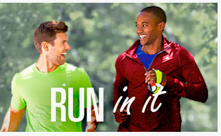 Men's RGear Running Apparel