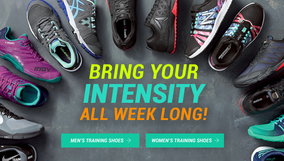 Bring Your Intensity All Week Long!