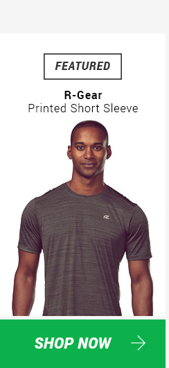 R-Gear High Printed Short Sleeve