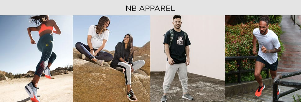 Shop New Balance Apparel