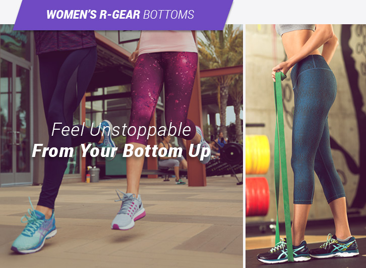 Feel Unstoppable From Your Bottom Up