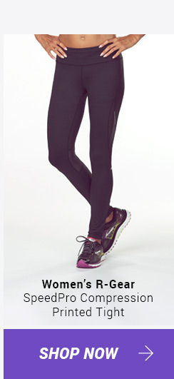 Women's R-Gear SpeedPro Compression Printed Tight