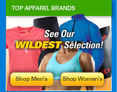Shop top apparel brands