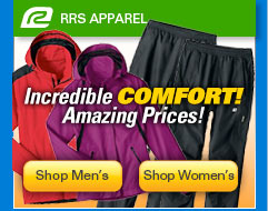 Mens womens rrs apparel