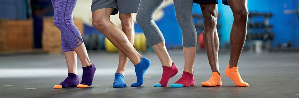 e1bad222543a Socks may be the #1 MOST underrated item in your workout arsenal. Shoes?  Sure, everyone knows they're important. Workout clothes? You bet. But, socks ?