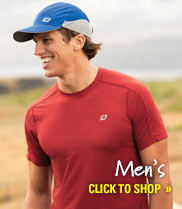 Shop Road Runner Sports Men's Apparel