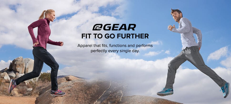R-Gear: Fit to go further. Apparel that fits, functions and performs perfectly every single day