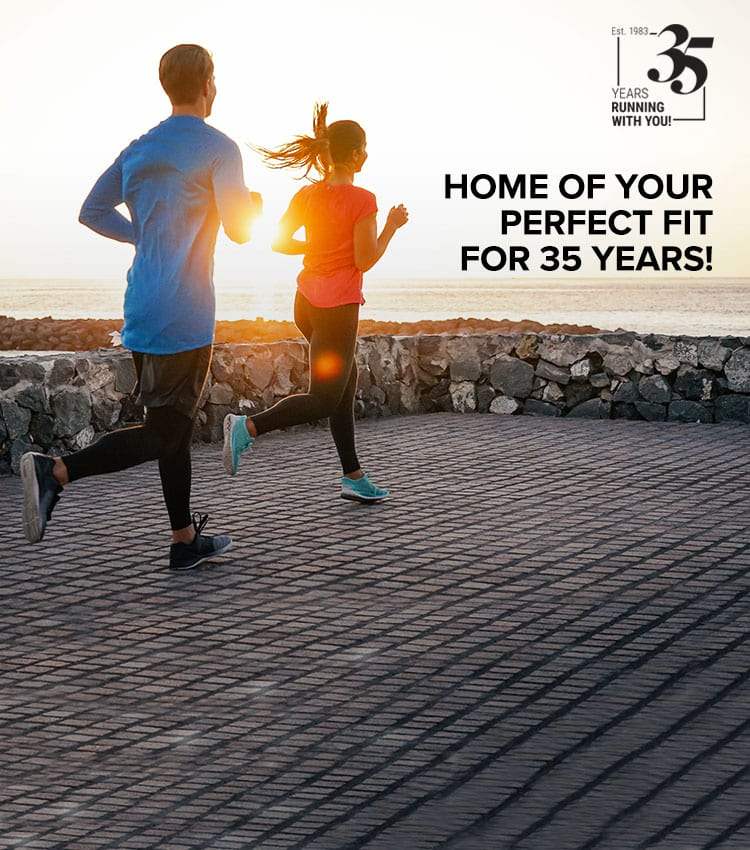 RoadRunner Sports - 35 years running with you!
