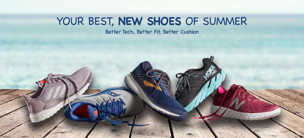 7c6f4a03297fdb Shop Women's Running Shoes. Your Best New Shoes of Summer; Better Tech,  Better Fit, Better Cushion