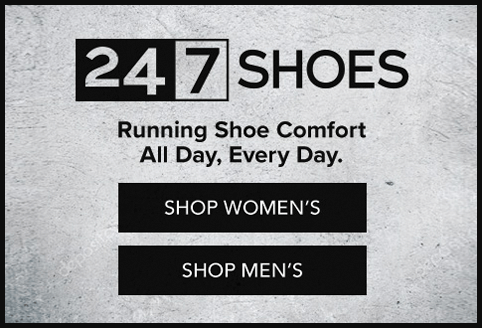 24.7 Shoe Collection