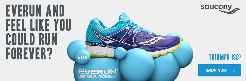 Men's & Women's Saucony Triumph ISO 3 Shop Now!