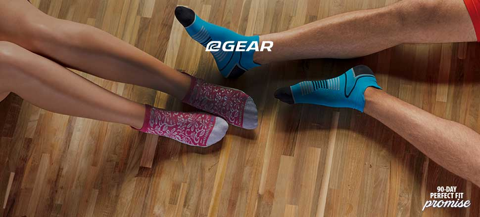 R-Gear Socks wiwth 90 Day Pefect Fit Promise