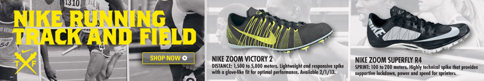 Shop Nike Cross Country Shoes