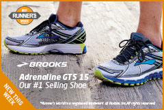 Men's & Women's Brooks Adrenaline GTS 15