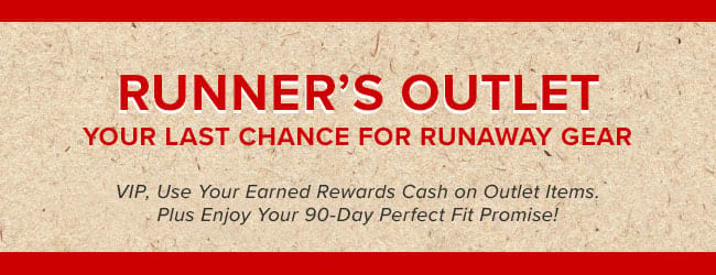fc971eb3e ... You discount running shoes Runner's Outlet-Your Last Chance For Runaway  Gear-VIP, You